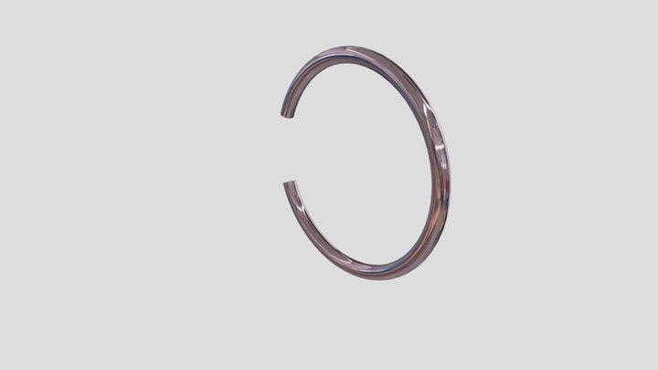 Earring 3D Model