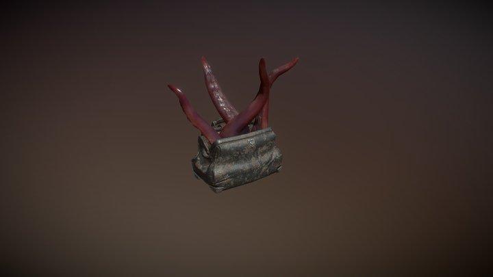 Perfectly Harmless Bag 3D Model