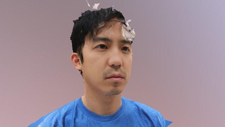Rough - Jimmy Face 3D Model