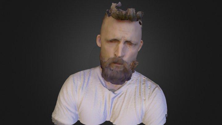 Richie 3D Model