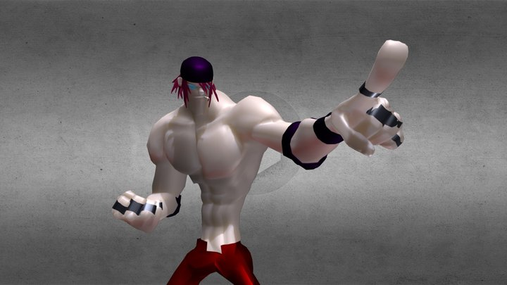 HERE COMES A NEW CHALLENGER !! 3D Model