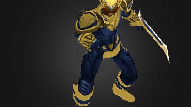 The Guardian Talon 3D Model