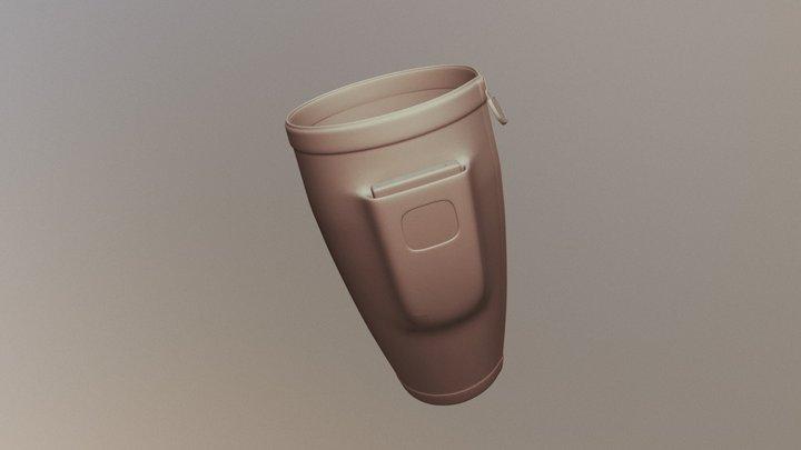 OAB CUFF 3D Model