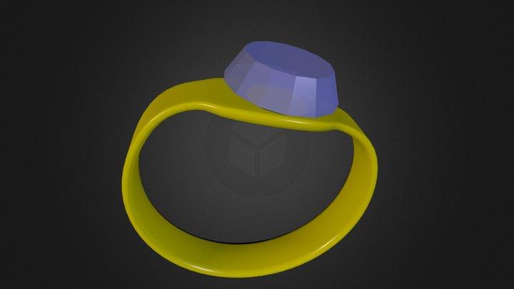ring1.blend 3D Model