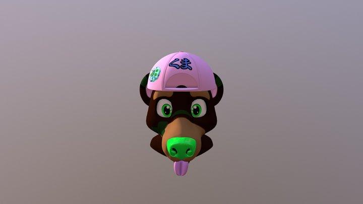 Bear BF Sketchfab 3D Model