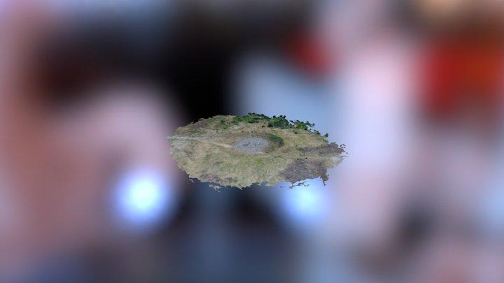 Drone Race Data 042217 Px4d Simplified 3d Mesh 3D Model