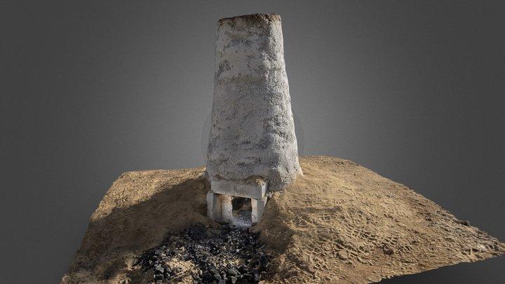 Blästerugn 3D Model