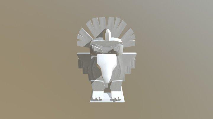 3D-9 3D Model