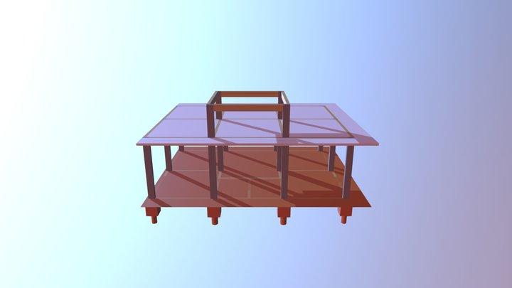 Residencia Popular 3D Model