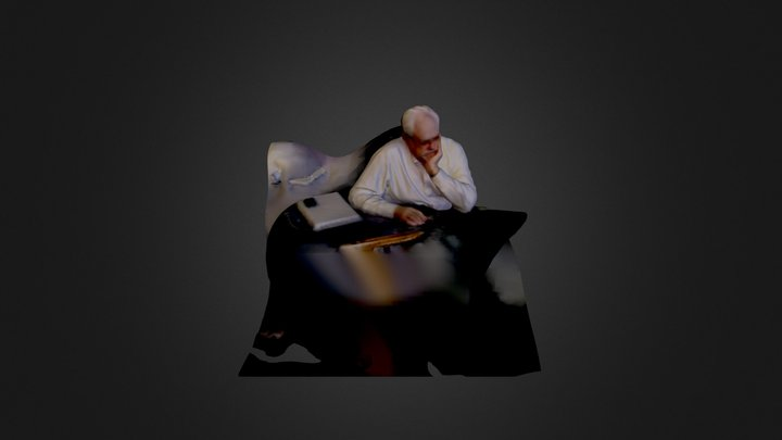 Nathan 3D Model