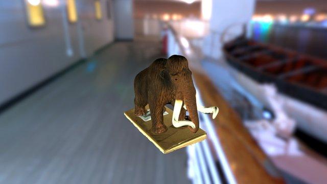 Mamont 20151023 3D Model