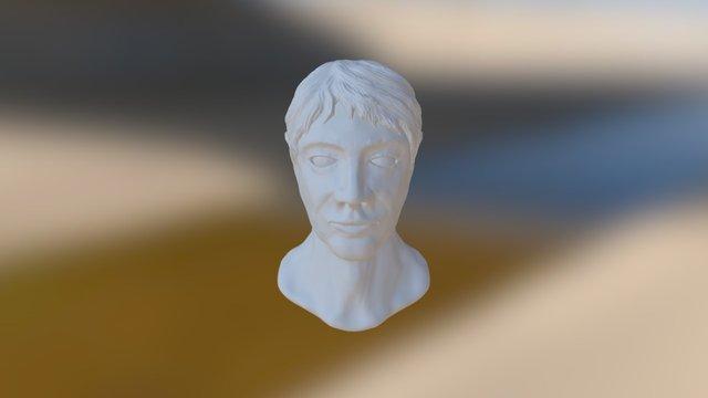 Head Exercice 3D Model