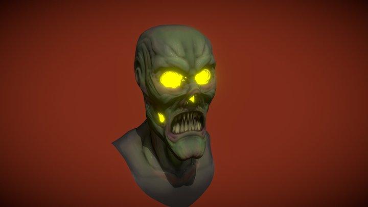 Dark Entity 3D Model