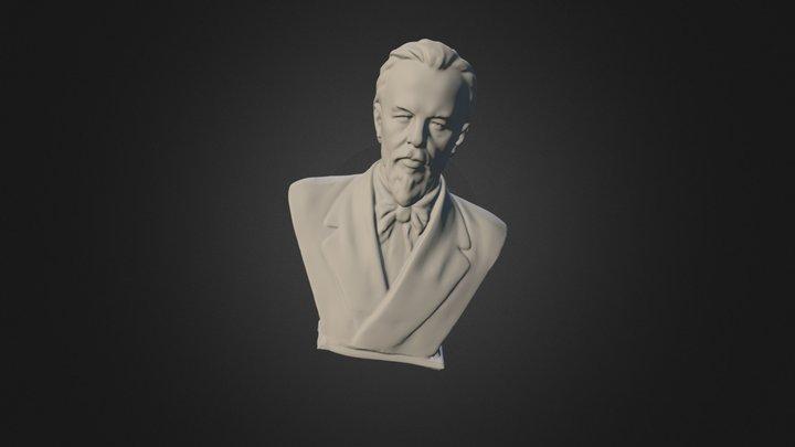 Alexander Popov 3D Model