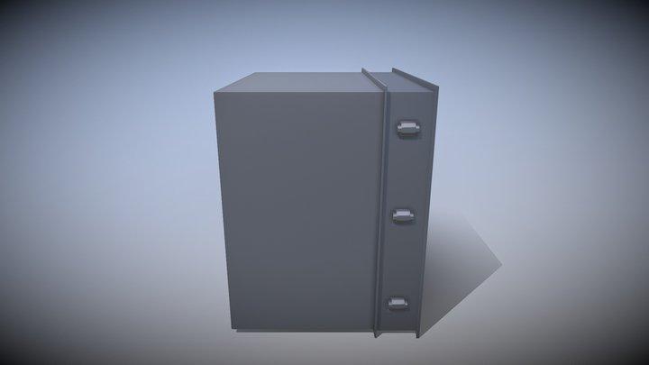 Delta3 3D Model
