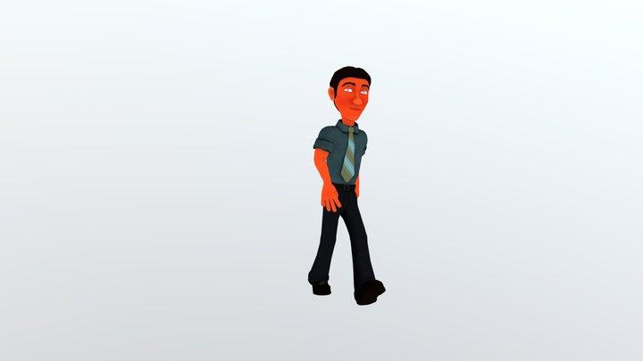 Walkwalk 3D Model