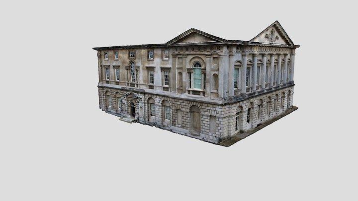 Spencer House, London - Full Model Nov 2019 3D Model