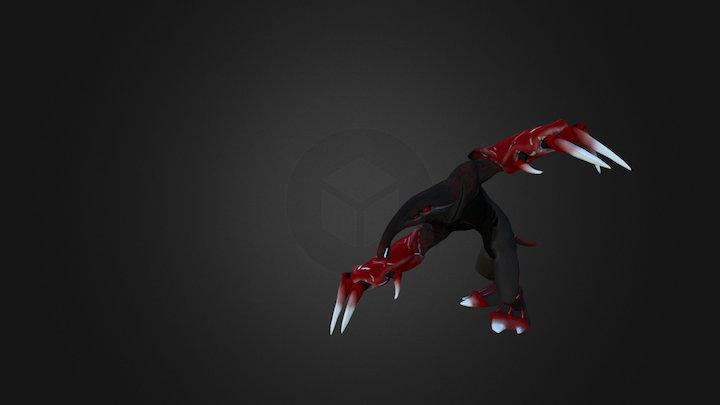 Anty_Backjump 3D Model