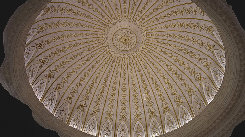 Ceiling Dome: Islamic Arts Museum, Malaysia - Download ...