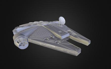 falcon.dwf 3D Model