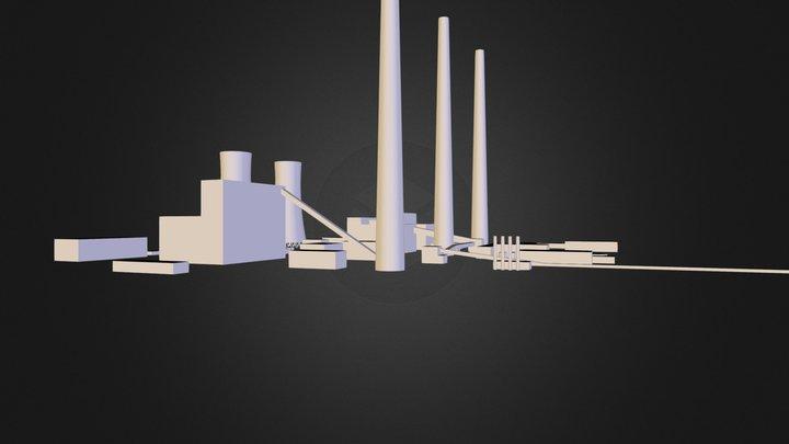 CET Proba.dae 3D Model