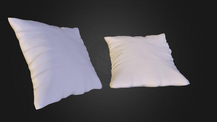 Pillows N120111.3DS 3D Model