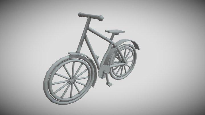 велик (драфт 45 минут) 3D Model