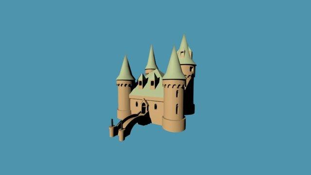 Auf die Barrikaden! 3D Model
