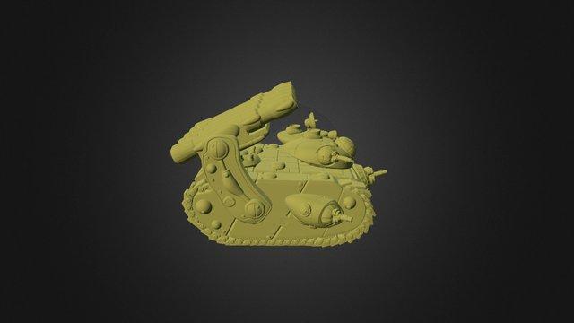 Viridian Coyote 3D Model
