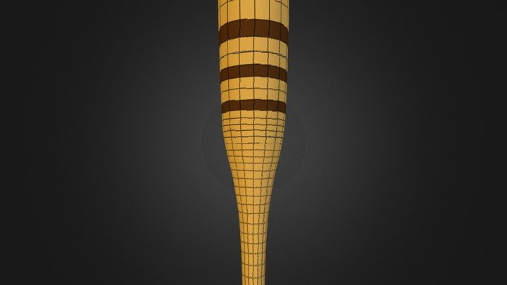 Polygon 3 Completed 3D Model