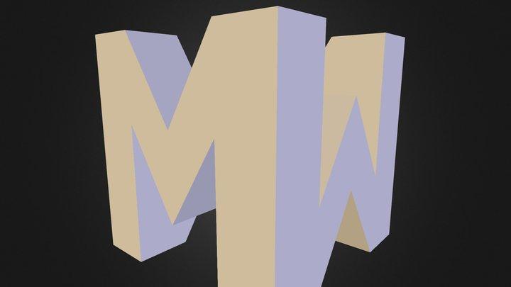 MW1 3D Model