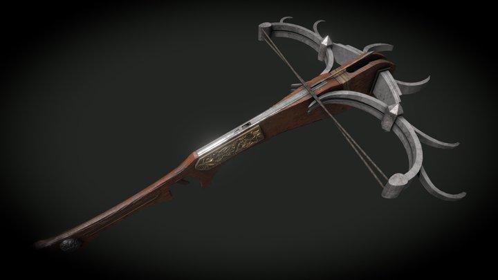 Sechs Ender Heavy Crossbow 3D Model