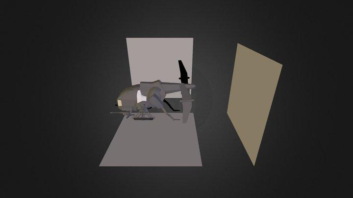 Finished Model1 3D Model