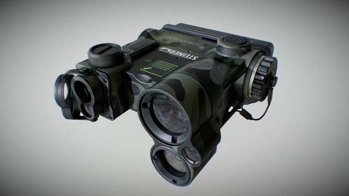 Steiner Dbal 3D Model