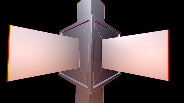 testcube 3D Model
