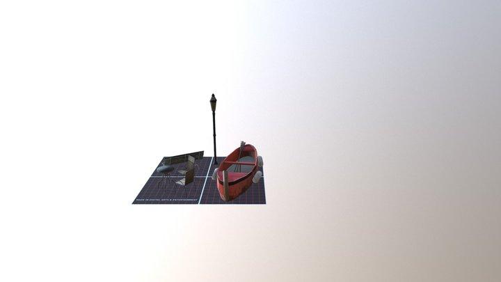 1DAE07_Tom_Coeckelbergh_Props 3D Model