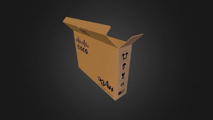 7942 box ver.8 3D Model