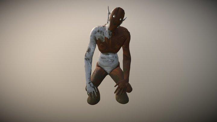 Troll 3D Model