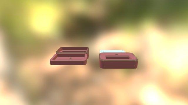 TransponderCase 3D Model