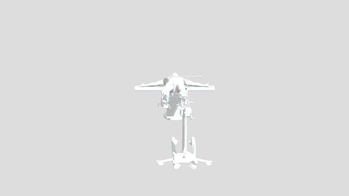 IOT_MPXRAYCER_ScaleTest_2 3D Model