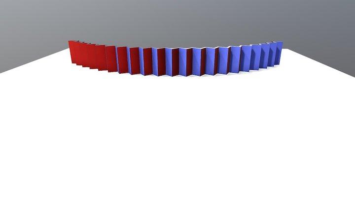 Zig Zag Project, Concept 3D Model