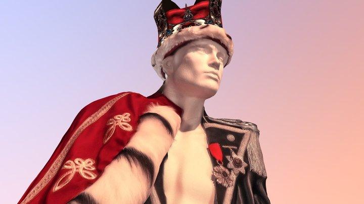 Bohemian Rhapsody 3D Model