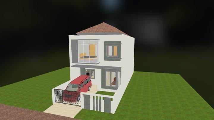 Tina's House 3D Model