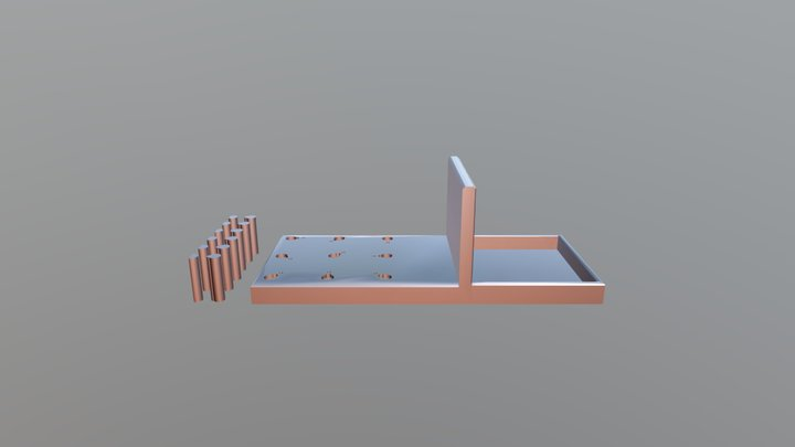 Ross 3D Model