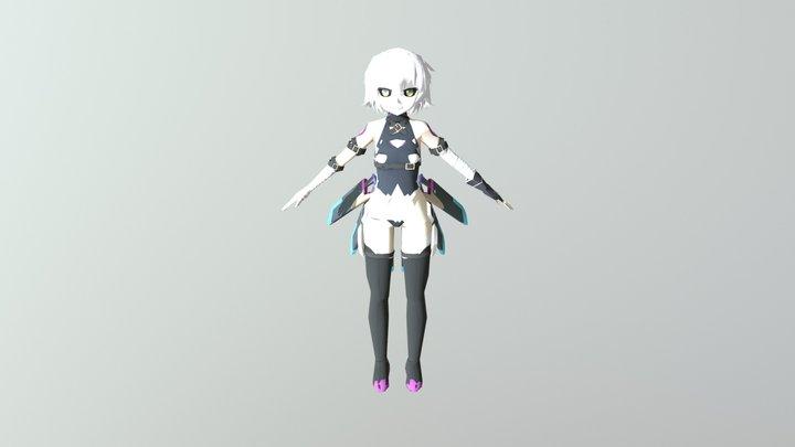Jack The Ripper (Fate anime) 3D Model