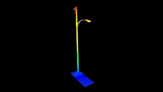 LIDAR-TENTH 3D Model