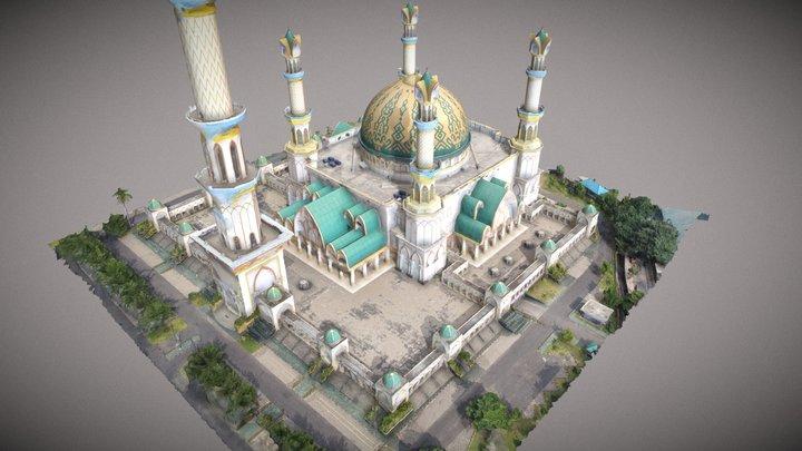 Islamic Center NTB 3D Model