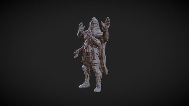 Kasatha 3D Model