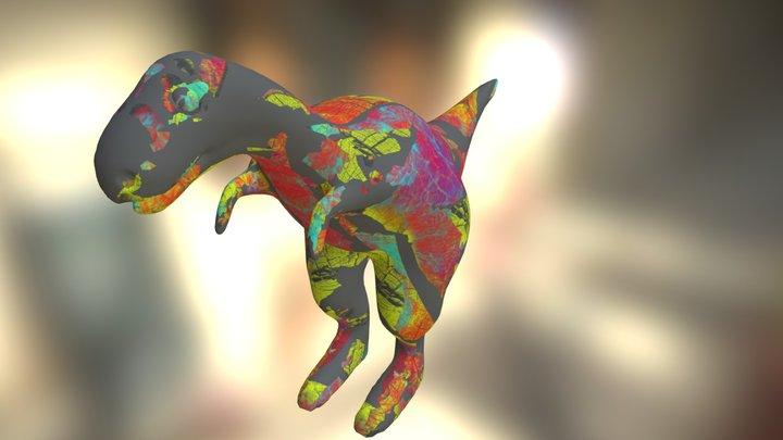 Dinasor 3D Model