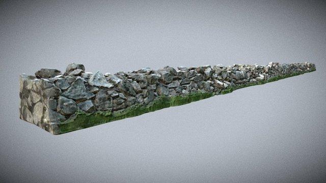 Dunga Stone 3D Model